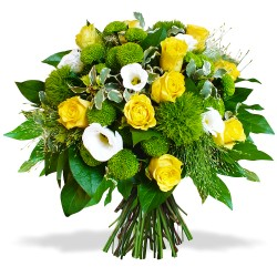 BOUQUET JAUNE SOLARIS