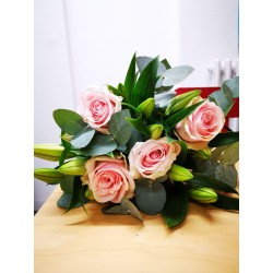 BOUQUET LILI ROSE