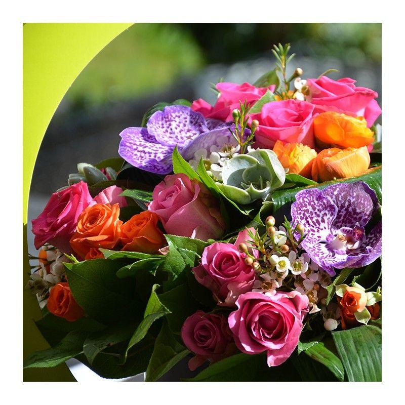 abonnement bouquet de fleurs livraison fleurs mensuelle domicile hibiscus fleurs. Black Bedroom Furniture Sets. Home Design Ideas