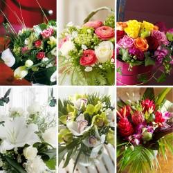 Créez votre bouquet