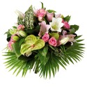 BOUQUET ROND CHACHACHA