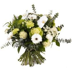 BOUQUET ROND OLYMPE
