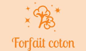 forfait coton mariage
