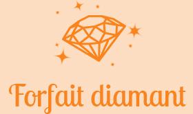 forfait diamant mariage